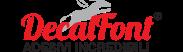 Decalfont logo